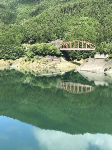 蓮ダム 下見 松阪クレーン